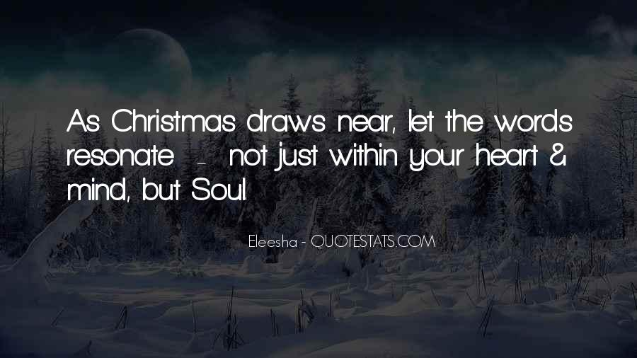 Quotes About Christmas In Your Heart #778112