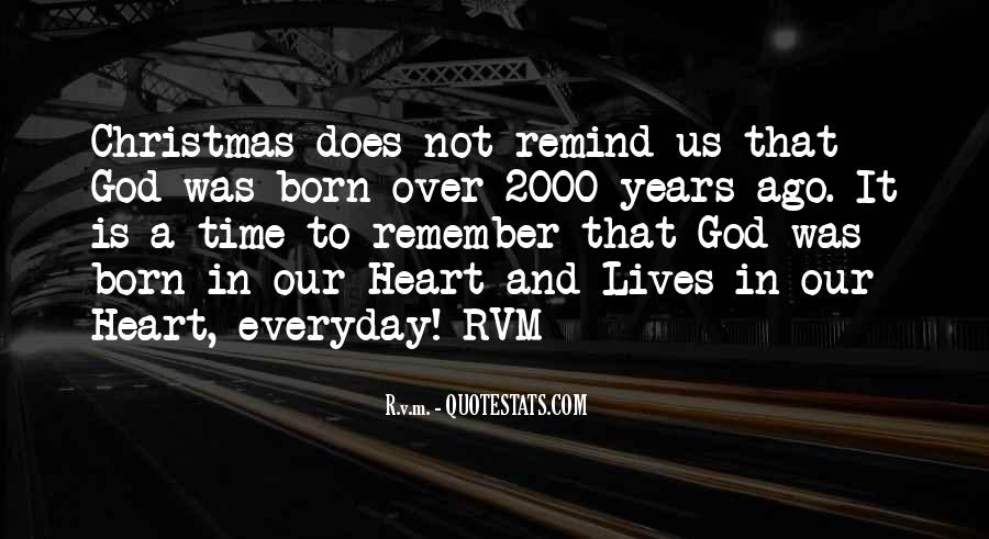 Quotes About Christmas In Your Heart #954838