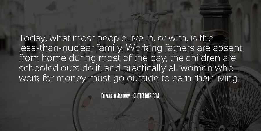Quotes About Nuclear Family #1106744