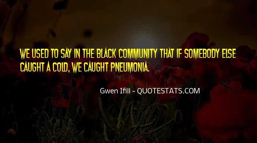 Quotes About Pneumonia #1130715