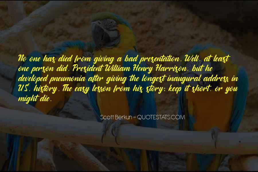 Quotes About Pneumonia #1350851