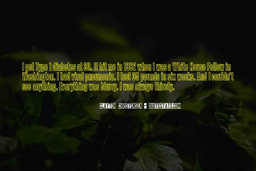 Quotes About Pneumonia #1381589