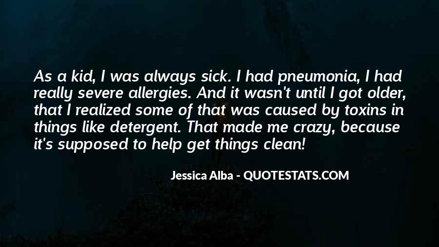 Quotes About Pneumonia #1543446