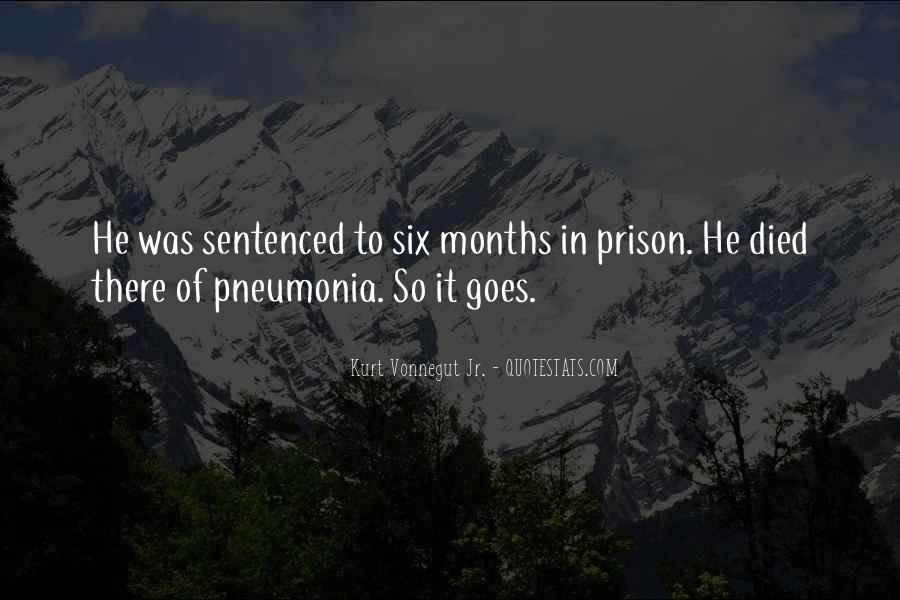 Quotes About Pneumonia #162058