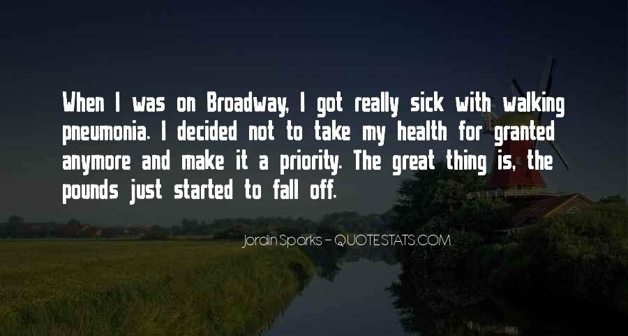 Quotes About Pneumonia #1626718