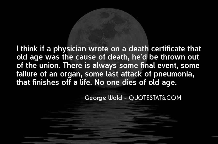 Quotes About Pneumonia #1866504