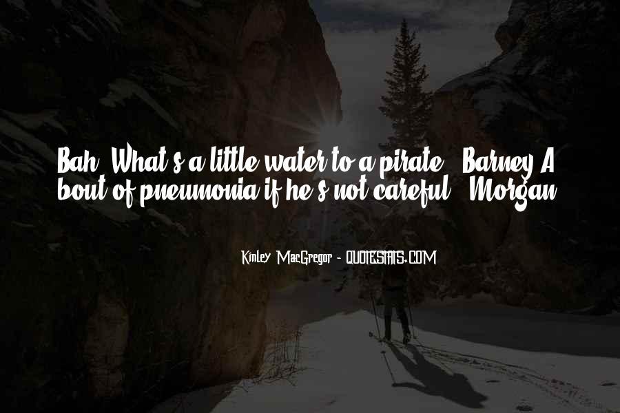 Quotes About Pneumonia #587806