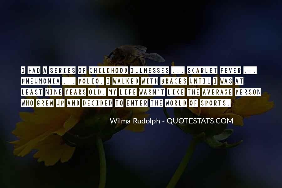 Quotes About Pneumonia #990892