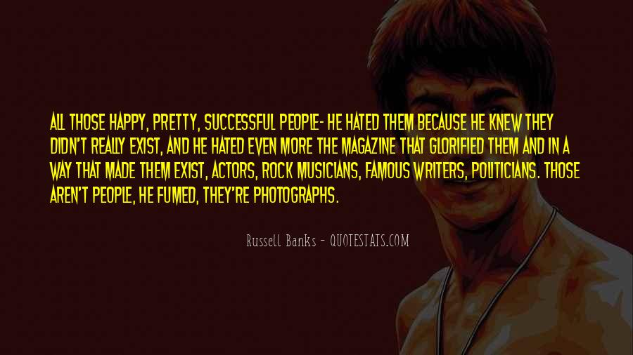 Quotes About Celebrity Culture #1441109