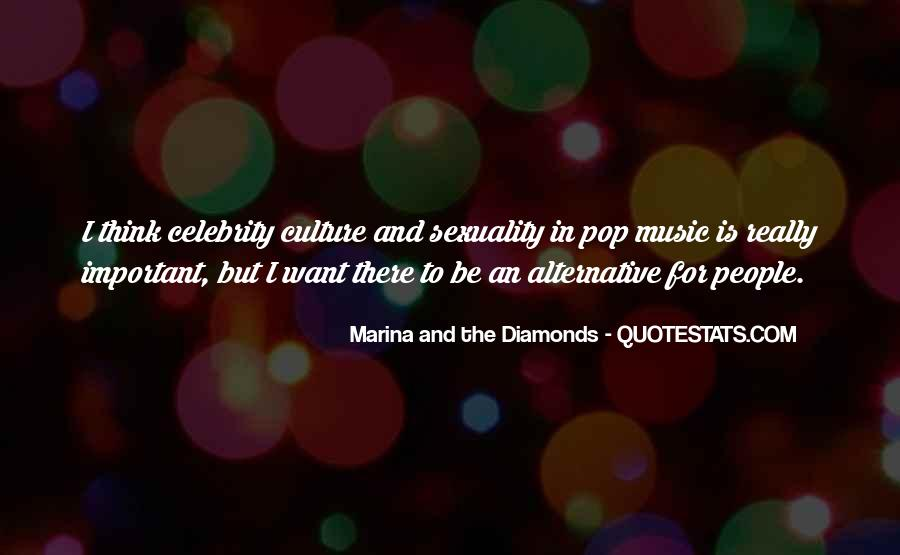 Quotes About Celebrity Culture #288874