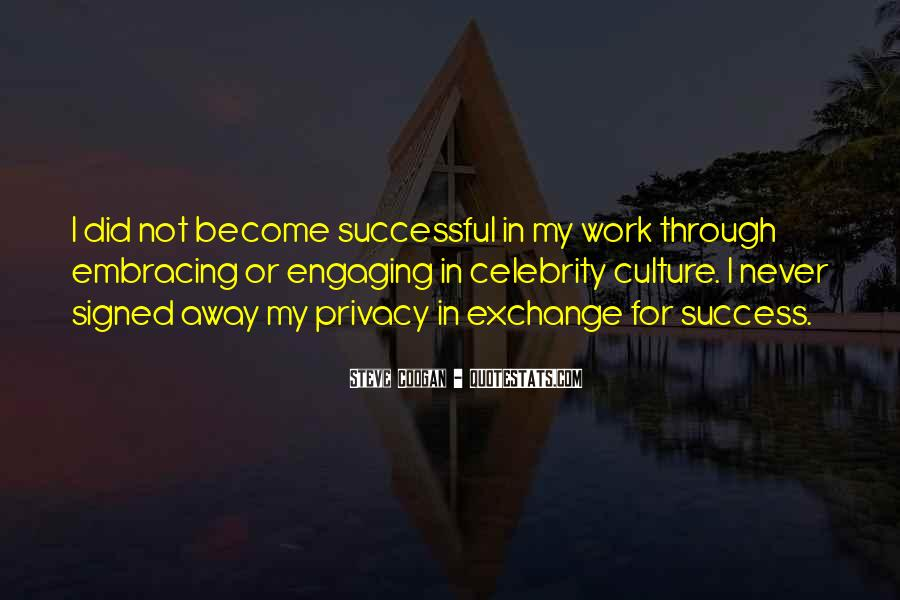 Quotes About Celebrity Culture #437995