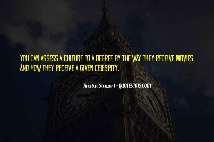 Quotes About Celebrity Culture #764927
