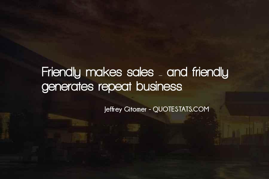 Quotes About Friendly Customer Service #416122