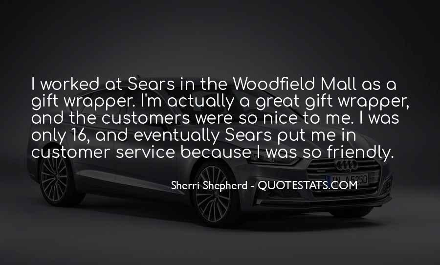 Quotes About Friendly Customer Service #51680