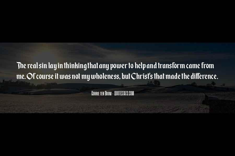 Quotes About Thinking God #1059