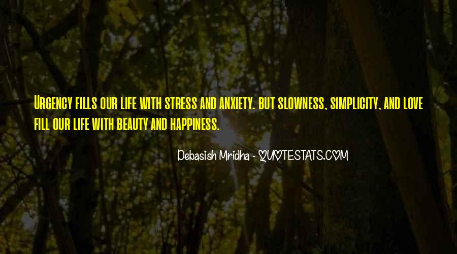 Quotes About Simplicity And Love #1652723