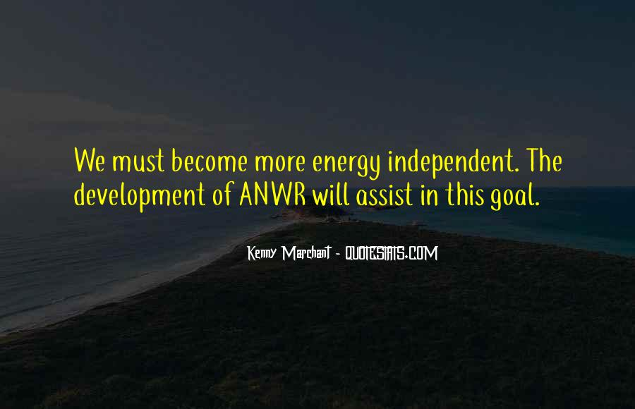 Quotes About Anwr #1216000