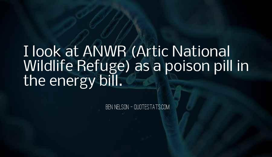Quotes About Anwr #430763