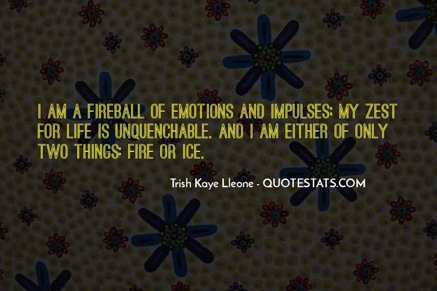 Quotes About A Zest For Life #1262206
