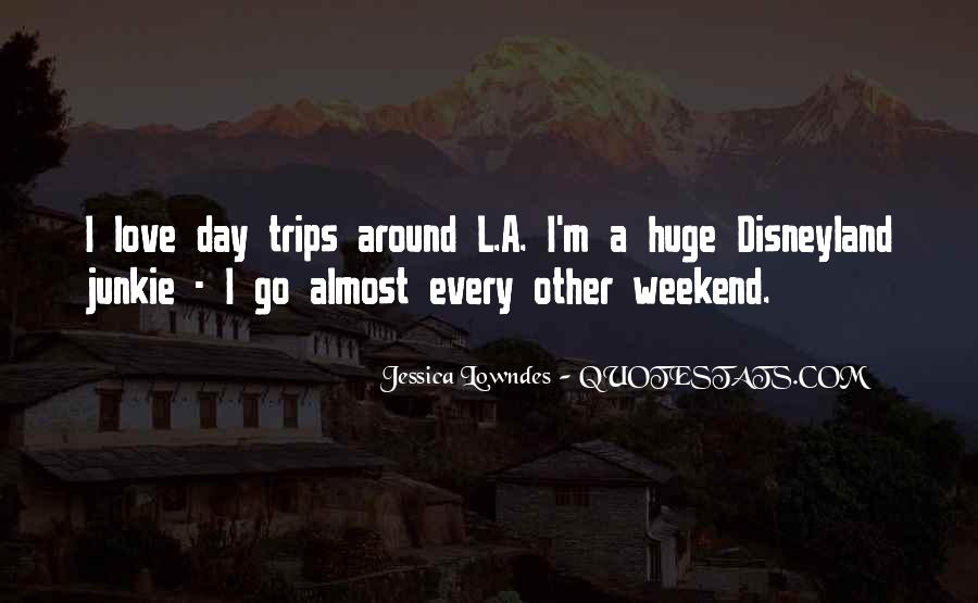 Quotes About Trips #102231