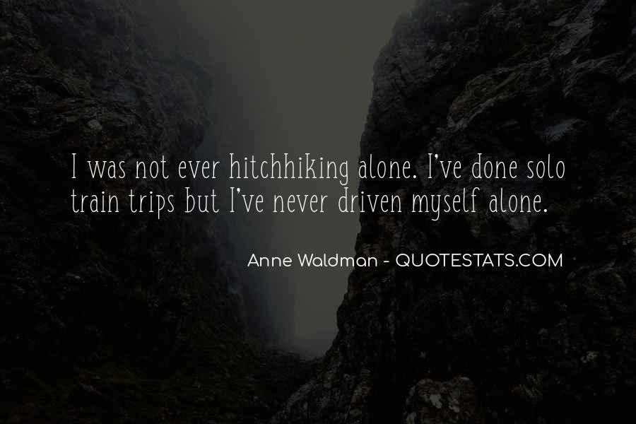 Quotes About Trips #130991