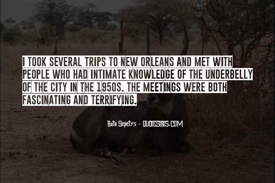 Quotes About Trips #94211