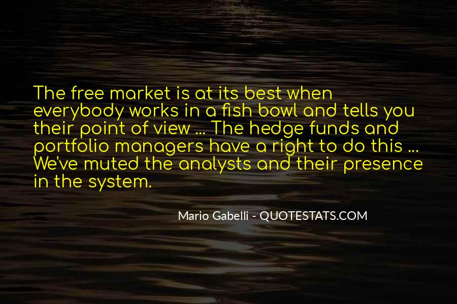 Quotes About Hedge Funds #127961