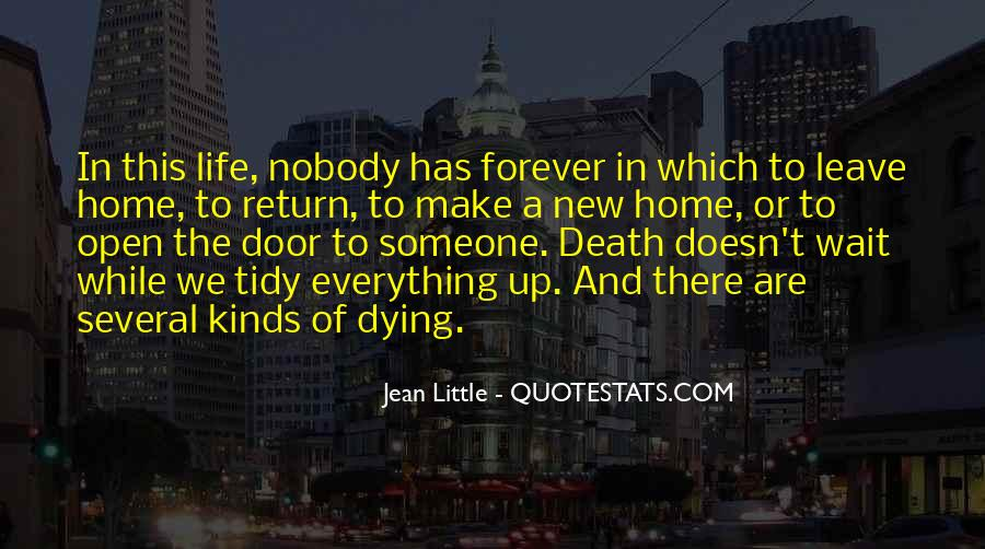 Quotes About A Tidy Home #390228