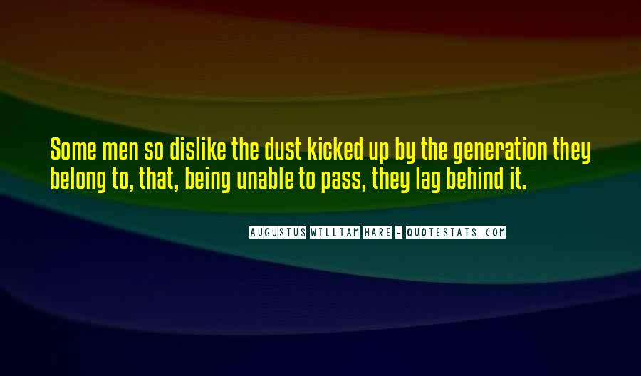 Quotes About Being Kicked Out #1844832