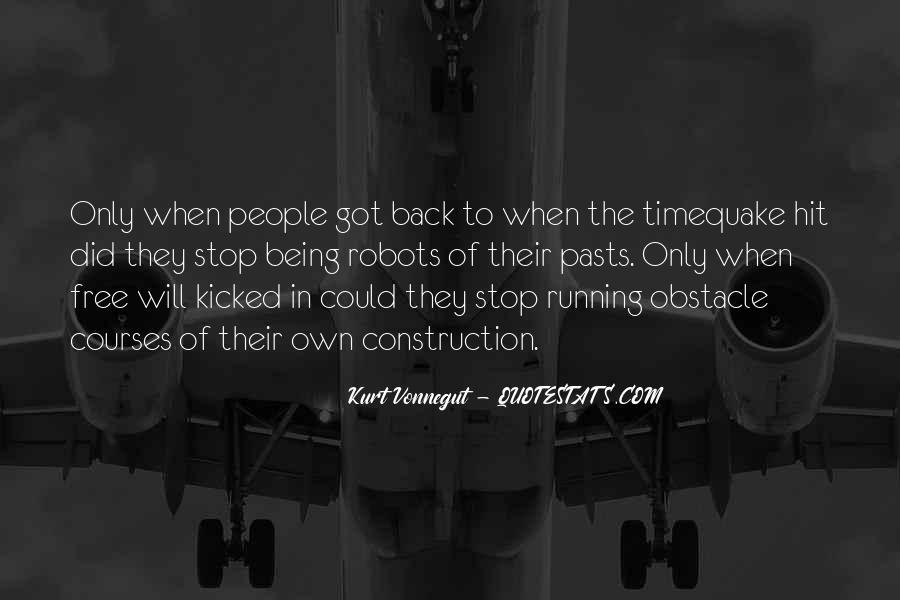 Quotes About Being Kicked Out #474717