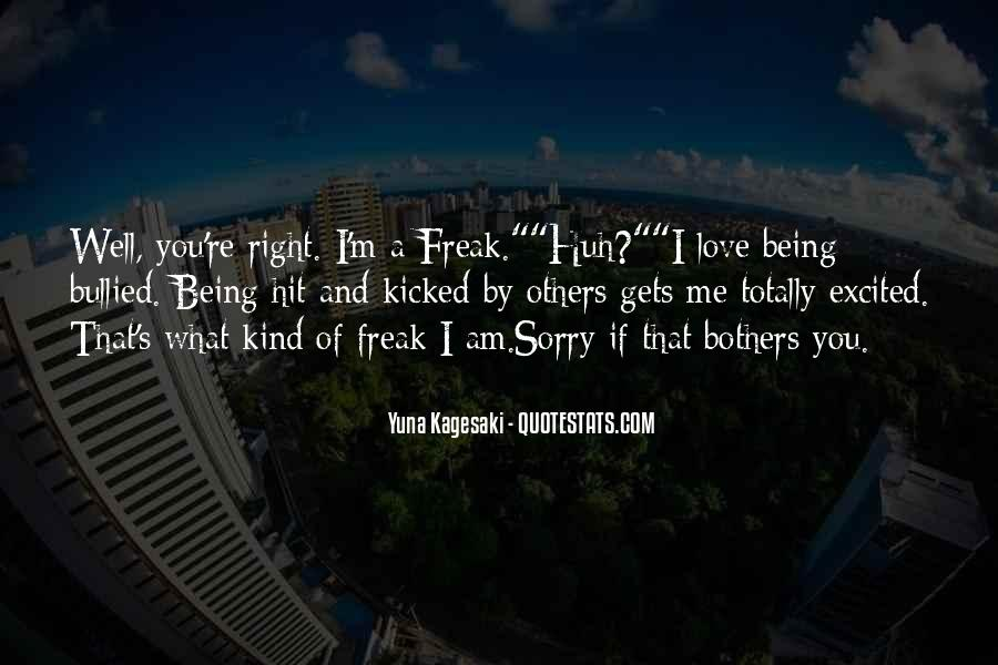 Quotes About Being Kicked Out #627543