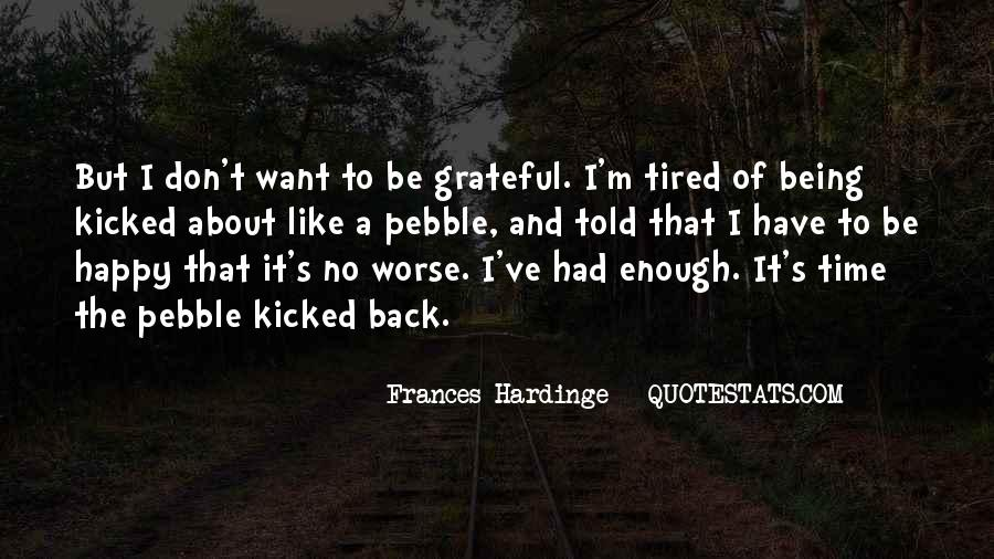 Quotes About Being Kicked Out #777693