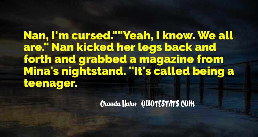 Quotes About Being Kicked Out #870318