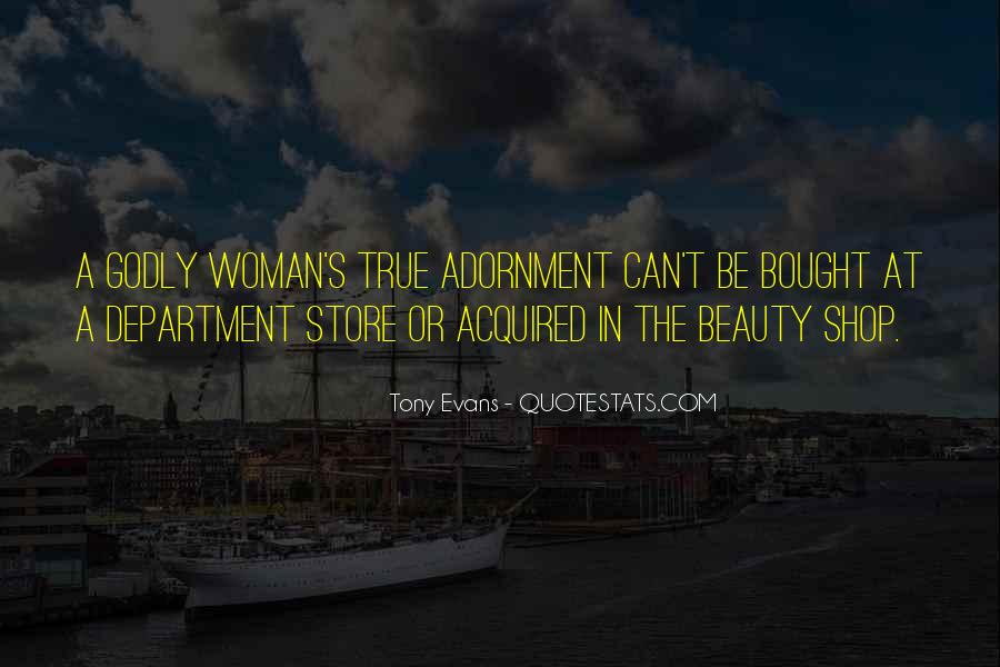 Quotes About Godly Woman #377009