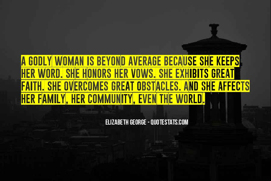 Quotes About Godly Woman #59083
