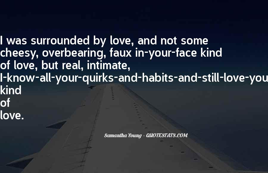 Quotes About Cheesy Love #177658