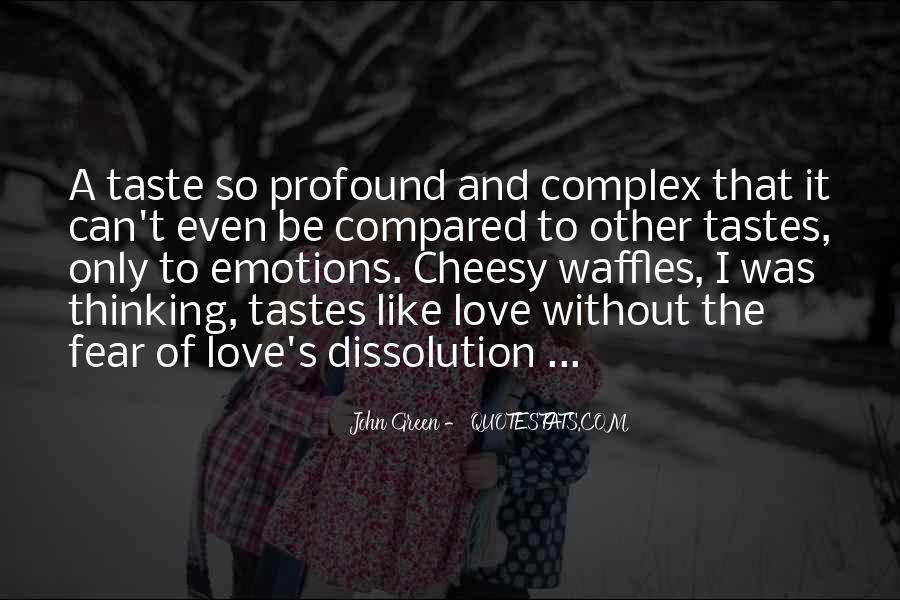 Quotes About Cheesy Love #734794