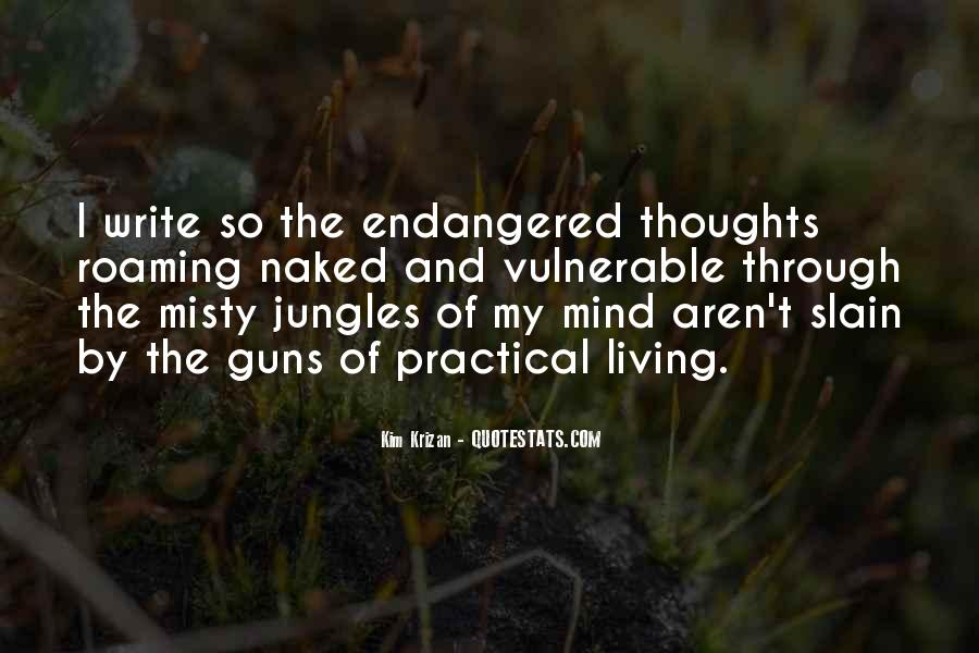 Quotes About Mind Over Emotion #194259