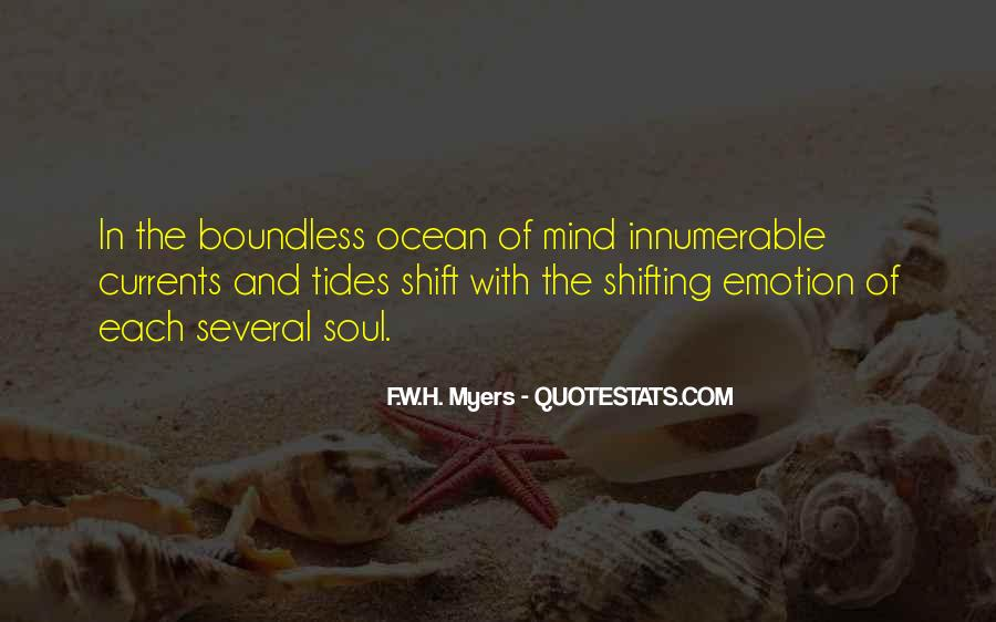 Quotes About Mind Over Emotion #311056