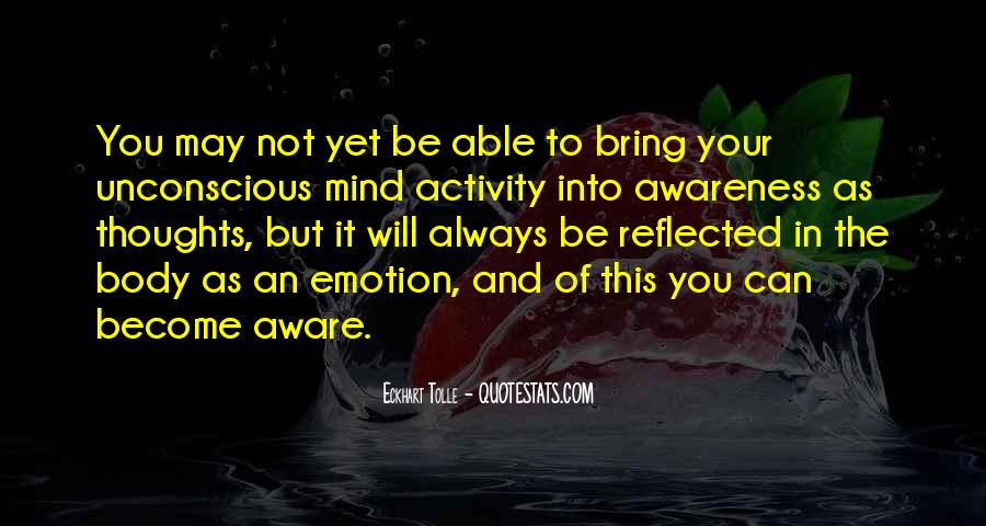 Quotes About Mind Over Emotion #55588