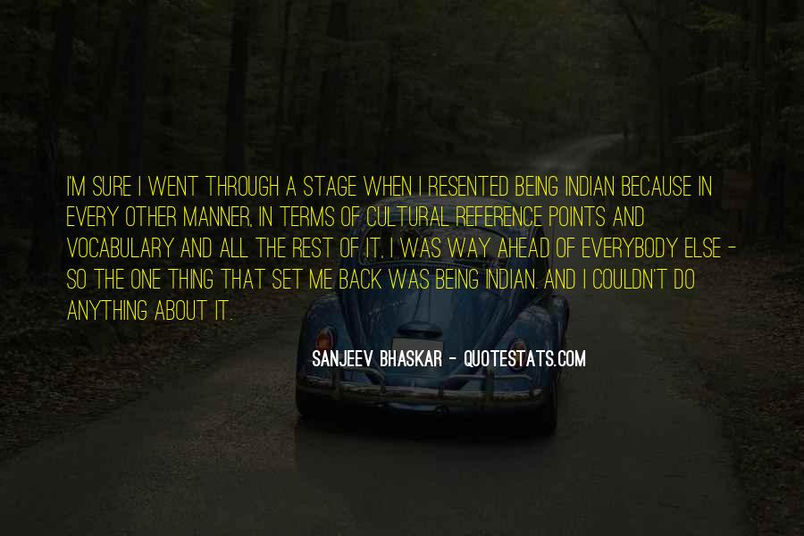 Quotes About Being Resented #526582