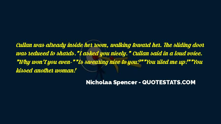 Quotes About A Nice Voice #346204