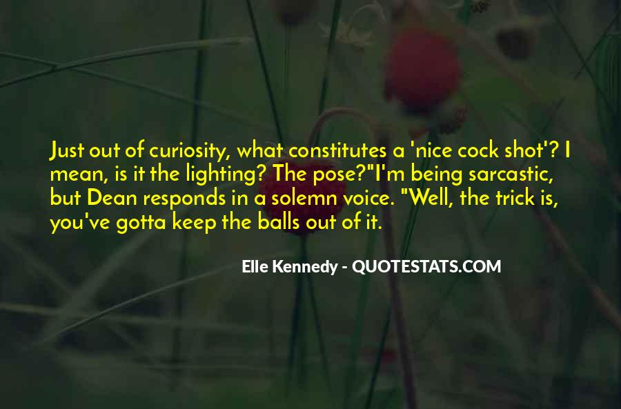 Quotes About A Nice Voice #548754