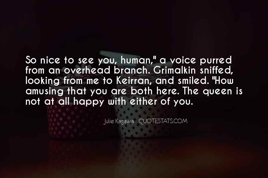Quotes About A Nice Voice #751687