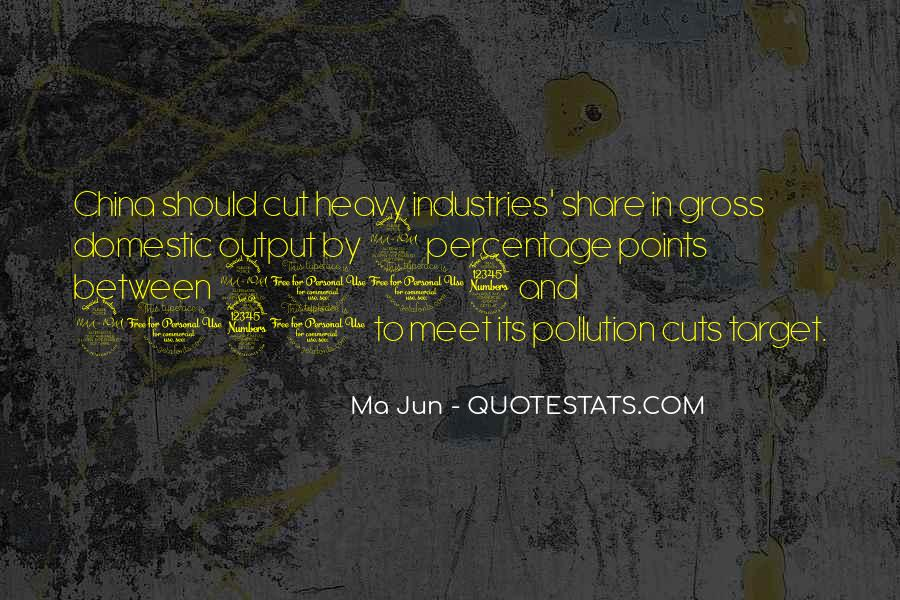 Quotes About Pollution In China #432585