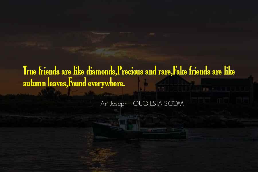 Quotes About True Friendship Vs Fake #859232