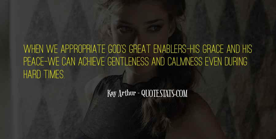 Quotes About God And Hard Times #148398