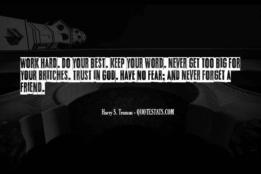 Quotes About God And Hard Times #159643