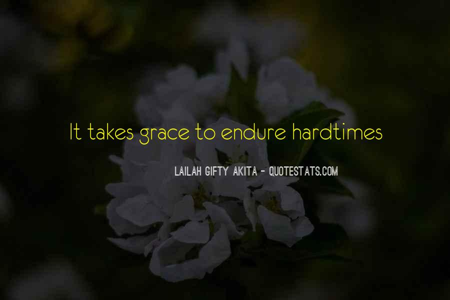 Quotes About God And Hard Times #1658078