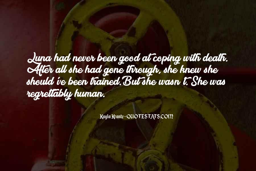 Quotes About Kayla #1327425